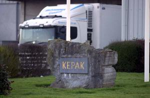 The Kepak factory in Athleague. Photo: Ray Ryan