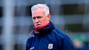 Galway boss Shane O'Neill. Photo: Sportsfile