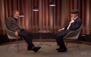 Tommy Tiernan and Michael Healy Rae on The Tommy Tiernan Show