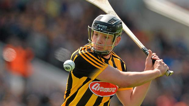 Kilkenny goalscorer Andy Gaffney