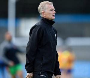 Ballymun Kickhams' Brendan Hackett says it's incredible that the club is able to compete at such a high level. Photo: Sportsfile