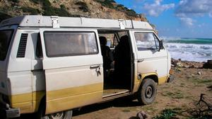 Undated handout photo issued by Metropolitan Police of a VW T3 Westfalia campervan that has been linked to the suspect.  A German prisoner has been identified as a suspect in the disappearance of Madeleine McCann, detectives have revealed  PA Wire