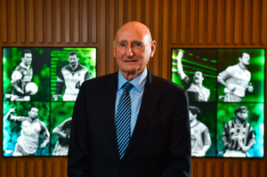 'Much has been made of Mickey Whelan's ill-starred tenure that ended after two years.' Photo by Seb Daly/Sportsfile