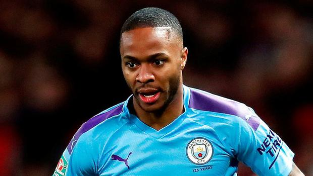 'Raheem Sterling, the new face of Gillette, appears in an advert highlighting discrimination which features him walking out of a tunnel hand-in-hand with a young mascot.' Photo: Martin Rickett/PA Wire