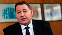 All Black coach Steve Hansen. Photo: Getty Images