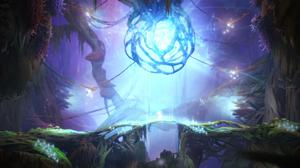 Ori and the Blind Forest - Ginso Heart is alive!