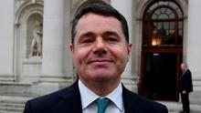 Minister for Public Expenditure and Reform Paschal Donohoe. Photo: Tom Burke