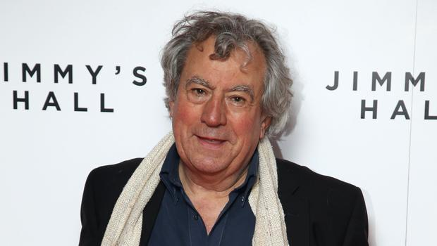 A private, humanist ceremony was held at Golders Green Crematorium, in London, for the late Monty Python star Terry Jones (Jonathan Brady/PA)