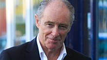 Former Ireland Soccer manager Brian Kerr. Photo: Collins