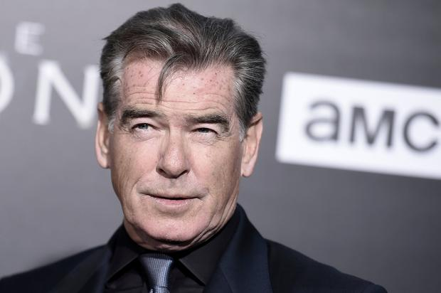 """Brosnan: """"He has to support the rallying call of young people."""" Photo by Richard Shotwell/Invision/AP"""