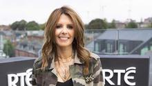 Jenny Greene at the unveiling of new 2FM shows and presenters at The Devlin Hotel.  PHOTO: Tony Kinlan