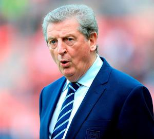 England Manager Roy Hodgson. Photo: Tim Goode/PA Wire.