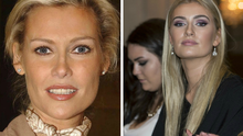 Alison Doody and her eldest daughter Alanna O'Reilly