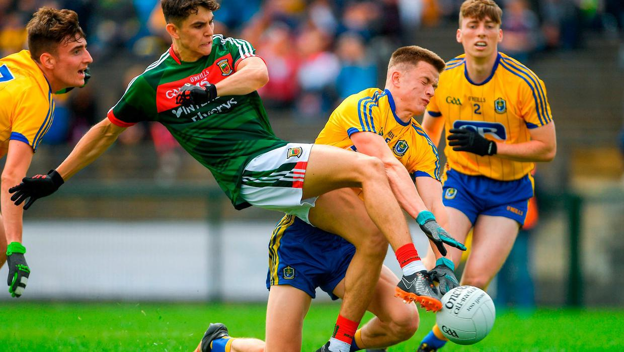 James Horan names seven Championship debutants in Mayo side to face Leitrim