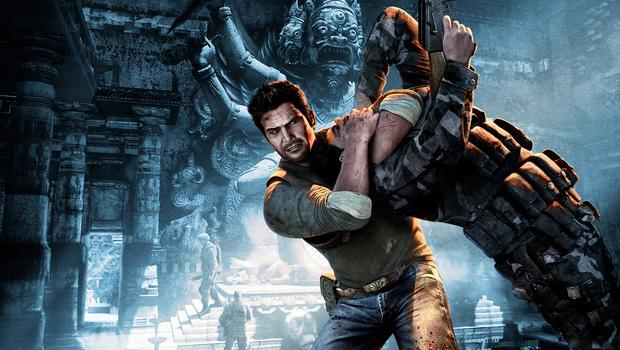 Nathan Drake will hit the PS4 as part of Uncharted: The Nathan Drake collection