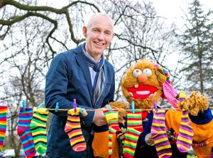 Ray D'Arcy and Socky Reunite to launch World Down Syndrome Day