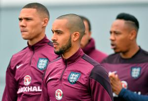 It has been a difficult last year for Walcott, who is in the England squad despite starting just five games for Arsenal since he returned from a 10-month knee-ligament absence.