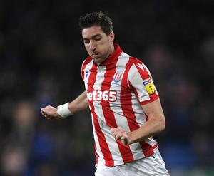 Ward in action for Stoke. Photo: Stu Forster/Getty Images