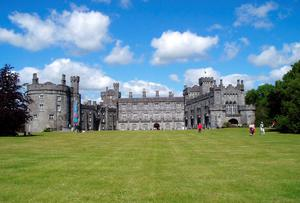 Kilkenny Castle is just one of the attractions that have drawn visitors to the city over the years.