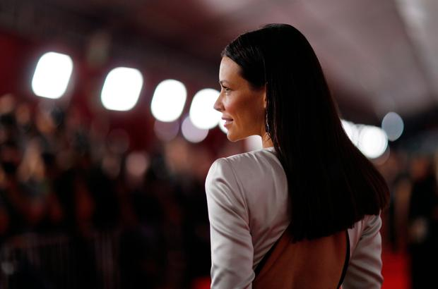 """Cast member Evangeline Lilly attends the premiere of the movie """"Ant-Man and the Wasp"""" in Los Angeles, California, U.S. June 25, 2018. REUTERS/Mario Anzuoni"""