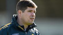 Eamonn Fitzmaurice cast some doubt over whether Paul Murphy's second black card against Cork in the fourth round of action was deliberate but Kerry did not seek to challenge it (Sportfile)