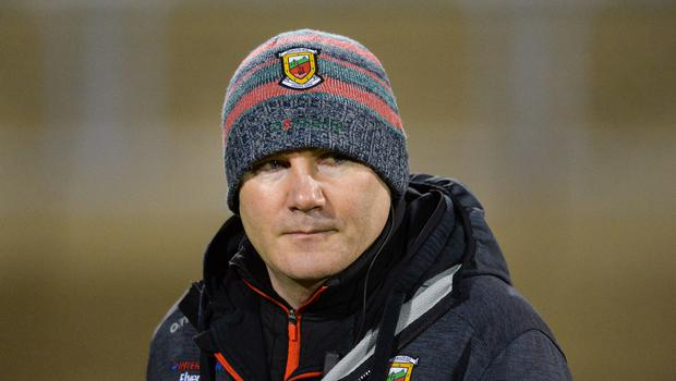David Brady says Mayo manager James Horan should trust in his younger players. Photo by Oliver McVeigh/Sportsfile