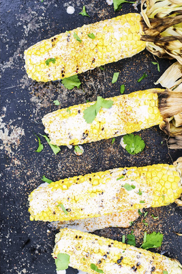 One of my favourite things is eating barbecued corn on the porch in Martha's Vineyard, says Indy Power