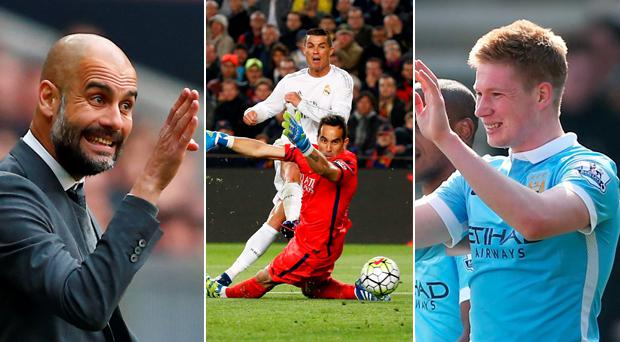 It's a massive week in the Champions League