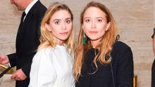 Ashley Olsen and Mary-Kate Olsen attend Youth America Grand Prix's 2017 Stars of Today Meet the Stars of Tomorrow Gala at David H. Koch Theater, Lincoln Center on April 13, 2017 in New York City.  (Photo by Presley Ann/Patrick McMullan via Getty Images)