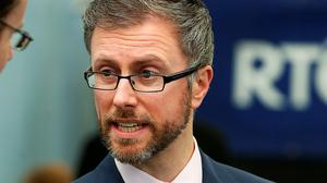 The new Minister for Children said he would not have posed for a picture with Peter Tatchell had he known about their previously expressed views on consent. Photo: Steve Humphreys