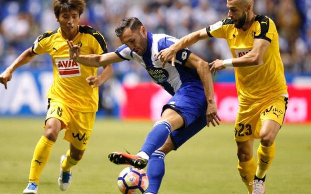 Arsenal have agreed a deal with Lucas Perez Martinez