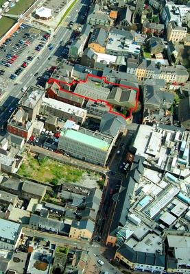AUCTION: The former sorting office will sell next month