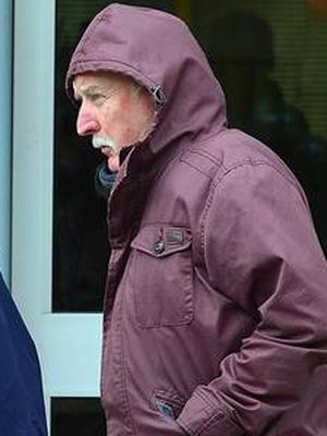 Veteran republican will stand trial in connection with the 1972 murder of mother-of-10 Jean McConville, a judge in Belfast has ruled. Ivor Bell, 78, of Ramoan Gardens, west Belfast, is charged with aiding and abetting the murder of Mrs McConville Credit: ARTHUR ALLISON/PACEMAKER PRESS