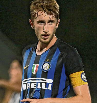 Irish abroad: Ryan Nolan is still hopeful of making a name for himself at Inter Milan. Photo: Emilio Andreoli - Inter/FC Internazionale via Getty Images