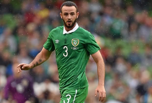 Harry Redknapp is sure Marc Wilson is capable of filling the giant cavity left in the heart of the Ireland defence after Richard Dunne's retirement from internationals. Photo: Barry Cregg / SPORTSFILE