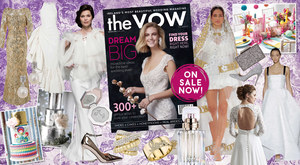 The Vow Magazine winter 2018 issue is on shelves now! Get your copy in all good newsagents across Ireland