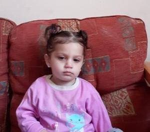 Jasmine Arshad (23-months-old) is missing from her home in Co Roscommon