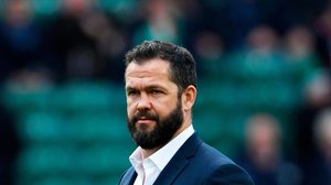 Ireland head coach Andy Farrell. Photo by Ramsey Cardy/Sportsfile