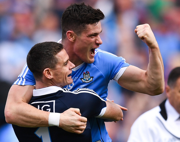Stephen Cluxton and Diarmuid Connolly will be included in Dessie Farrell's plans. Photo: Sportsfile