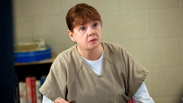 Annie Golden playing Norma in Orange in the New Black