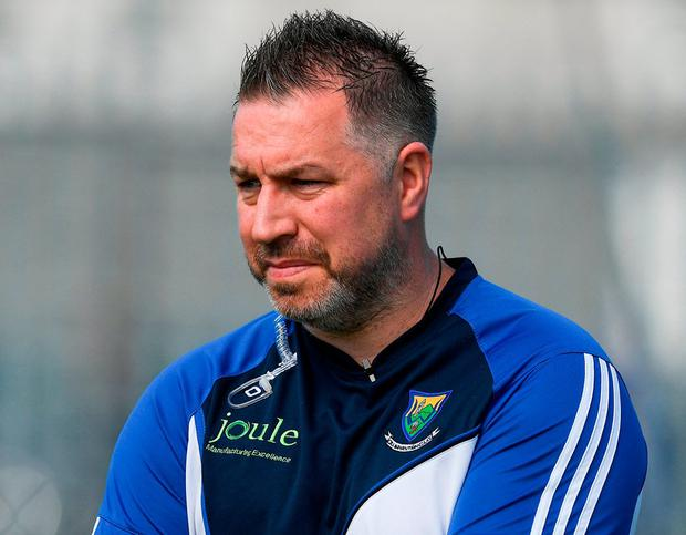 Former Wicklow manager Johnny Magee says the Super 8s 'is a blatant slap in the face' to weaker counties Sportsfile. Photo: Ray McManus/Sportsfile