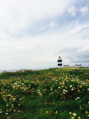 """Went on a mini holiday last week to Co. Wexford,"" says Juliette McDonald. ""This is Hook Lighthouse on Hook peninsula. It's just gorgeous there. Easily one of Ireland's best views!!"""