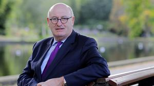 Trade talk: Phil Hogan is viewed as a very competent operator in Brussels. Photo: David Conachy