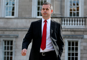 Sinn Féin's Pearse Doherty. Photo: Tom Burke