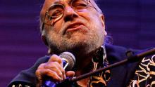 Greek singer Demis Roussos, who became popular in the 1960s and 1970s, had been in a private hospital with an undisclosed illness for some time.