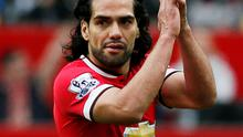 Manchester United have decided against signing Radamel Falcao on a permanent basis
