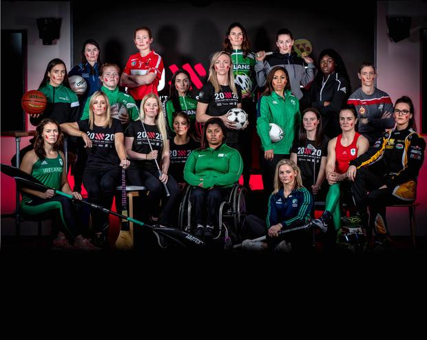 Today, 20x20 launches a call to action that asks the whole country to #ShowYourStripes for women in sport by pledging one action - to either participate more, attend more, or promote more women's sport