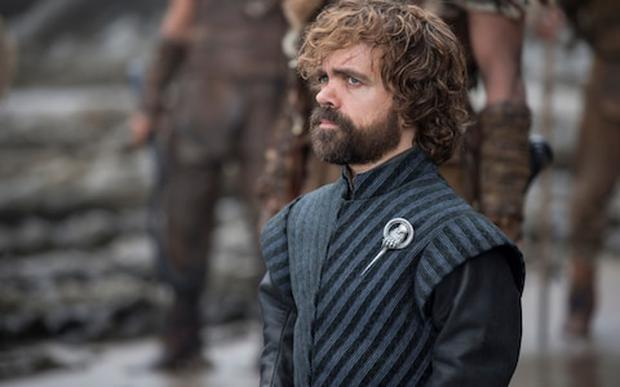 Peter Dinklage as Tyrion. PIC: HBO