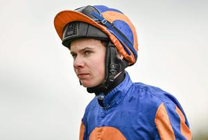 Jockey Joseph O'Brien has been working on getting his weight down to a level from which he could begin to compete. Photo: Barry Cregg / SPORTSFILE