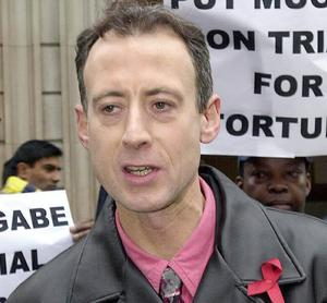 CAMPAIGNER: LGBT rights activist Peter Tatchell. Photo: PA